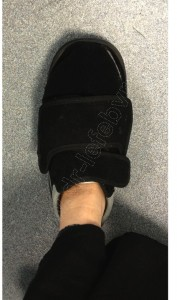 chaussure pied